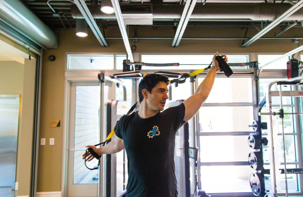 Brandon routh interview on barbell shrugged human garage